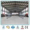 Struttura d'acciaio fabbricata blocco per grafici portale prefabbricato per le costruzioni del workshop