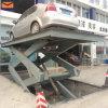 lift van de Schaar van de Auto van de Hoogte van 2m de Hydraulische
