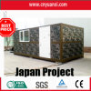 Temporary Home를 위한 20ft Prefab Foldable Container House