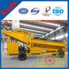 移動式金鉱山の処理機械