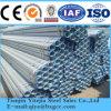 Tubulação de aço soldada galvanizada (SS400, S235JR, S235JO, S235J2)
