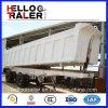 De la Chine 60ton semi de tombereau à benne basculante de camion remorque semi
