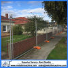Clôture provisoire galvanisée normale de chantier de construction de l'Australie