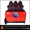 7D Motion Theater Entertainment Equipment pour Amusement Park