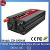 1500W 12V gelijkstroom aan 110/220V AC Modified Sine Wave Power Inverter