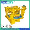 Bloco de cimento Qmy4-30 manual que faz a máquina