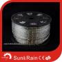 Batterie-Seil-Leuchte ringsum 2 Drähte färben Farbe gelb