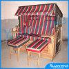 Mobilia del vimine della ganascia della mobilia del giardino