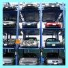 Подъем стоянкы автомобилей штабелеукладчика столба системы 4 стоянкы автомобилей штабелеукладчика Mutrade гидровлический
