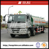 21000L Carbon Steel Fuel Tankwagen voor Light Diesel Delivery