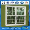 Das innere Aluminium u. Kippen-Dreht Glasfenster (Markisenfenster)