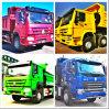 Sinotruk HOWO 8X4 Kipper-Lastkraftwagen- mit Kippvorrichtungkipper