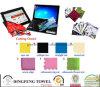 Microfiber Computer-Reinigungs-Glas-Objektiv-Küche gedrucktes Tuch