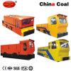 Locomotiva della batteria delle 12 carrozze di Mts doppia per le miniere di carbone in sotterraneo