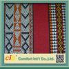 Le polyester a décoré le tissu Shzs04664