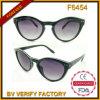 Óculos de sol retros de Occhiali do olho de gato do vintage F6454