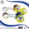 Marca de fábrica de Yuehui con la cinta adhesiva blanca transparente del mejor precio