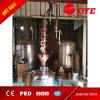 Heißer Verkauf 200L steuern Spiritus-Destillierapparat-EdelstahlMoonshine noch automatisch an