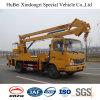 18m Dongfeng Euro5 hoher Arbeits-LKW mit neuem Entwurf