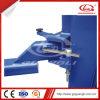 Le ce professionnel d'approvisionnement d'usine a reconnu le double levage mobile hydraulique de véhicule de 2 postes de 3.2 tonnes