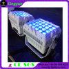 중국 싼 옥외 20X10W DMX 단계 빛 LED 동위 램프