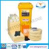 Chemikalien-saugfähiger fahrbarer Öl-Streuung-Installationssatz 240 Liter