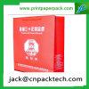 Sacchetto impermeabile personalizzato lusso della carta kraft Di stampa con il marchio