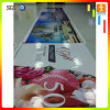 Напольным высоким напечатанный разрешением PVC винила рекламируя знамя (TJ-40)