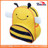 A maioria de saco Shaped de Shool da trouxa das meninas da criança da tela do neopreno da abelha bonito popular