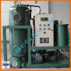 Purificador de petróleo eficaz do vácuo Tzl-100, purificador de petróleo da turbina