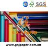 Baumwollmassen-verschiedenes Farben-Zellophan-Geschenk-Verpackungs-Papier für Großverkauf