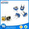 Resistor ajustable blanco azul y amarillo de Hotsale