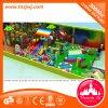 虹の主題の遊園地のための屋内子供の運動場の迷路