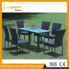 Fashion Weather Rattan Wicker Garden Outdoor Furniture Dining Chair Sofá e mesa com alta qualidade