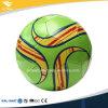 Fabrik-niedriger Preis-kundenspezifisches Druck-Training, das Standardgrößen-Gewicht Belüftung-nähenden Fußball bekanntmacht
