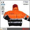 Подгонянные куртки безопасности людей отражательные