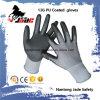 gant 13G de travail enduit par unité centrale