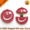 회사 선물 (YT 카타르)를 위한 주문 모양 USB 섬광 드라이브