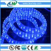 IP65 HV 크리스마스는 3wire 편평한 수직 LED 밧줄 빛을 꾸몄다