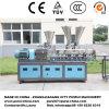 Machine de plastique de vis de jumeau de polyéthylène d'extrudeuse de boulette