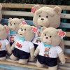 Urso macio do luxuoso do urso do OEM de Customed
