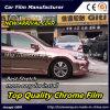 De nieuwe VinylFilm van de Omslag van de Auto van het Chroom van de Kwaliteit Color~~Top Glanzende Slimme Vinyl