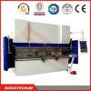 Freio hidráulico da imprensa dos machados do CNC 4 de Wf67k 160t/3200 com o controlador do CNC de Delem Da-52