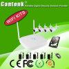 Kits sin hilos de WiFi NVR de las cámaras del IP del OEM 4CH/8CH de surtidores del CCTV