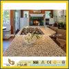 新しいベニス風の金の花こう岩のカウンタートップ/台所上