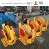 Rodas dos vagões da fabricação da construção de aço