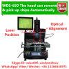 Macchina automatica del rimontaggio del chip di Wds-650 BGA per rimozione sicura, Repalcement e la saldatura di BGA