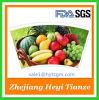 Nahrungsmittelgrad wegwerfbares PET überzogene Papiercup-Leerzeichen-Frucht-Auslegung