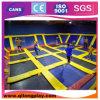Équipement d'intérieur de cour de jeu de parc de trempoline pour des enfants