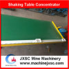 Channel grande Shaker Table Separator para Tungsten Beneficiation Plant
